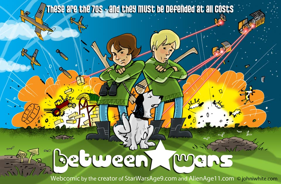 between wars comic book's explosive front cover