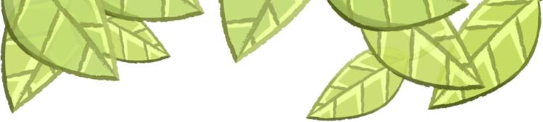 leafy leaves illustration