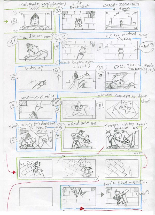 animation thumbnails