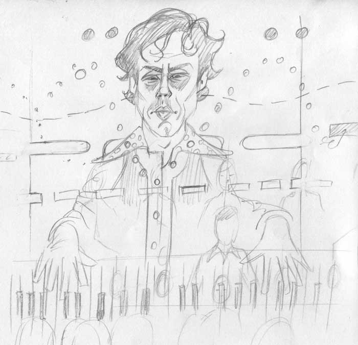 philip glass sketch 2