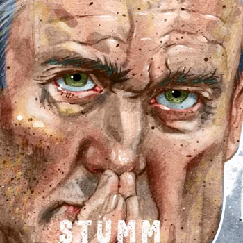preview of editorial illustration of special council robert mueller